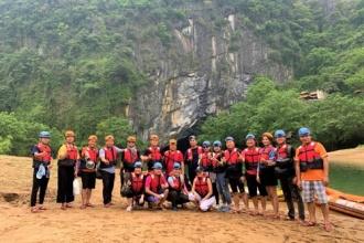 Các KOLs tề tựu, cùng chung tay quảng bá du lịch Quảng Bình